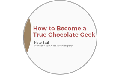 PDF 9/13/20: How to Become a True Chocolate Geek