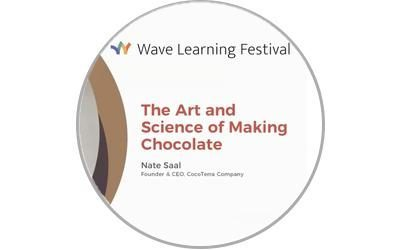 Video 8/1/20: The Art and Science of Making Chocolate